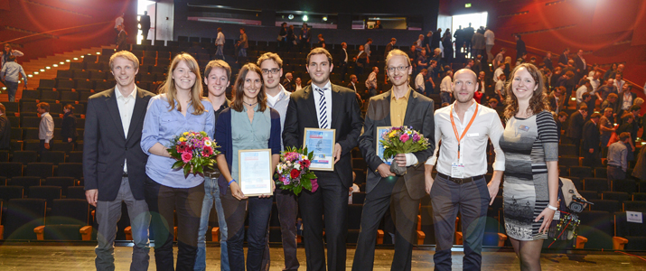Rapid Tech Siegerehrung Student Award
